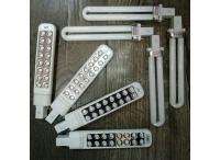 Запасные УФ, LED-лампы 9 Вт