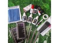 Материалы для наращивания ресниц MACY