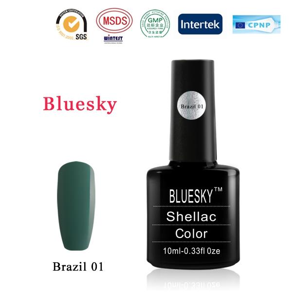 Shellac BLUESKY, № Brazil 01