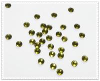 """Камни Сваровски оливковые """"SS8"""" - 2,5 мм (в наборе 100 штук)"""