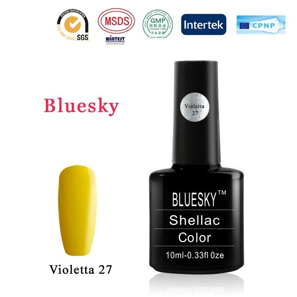 Shellac BLUESKY, № Violetta 27