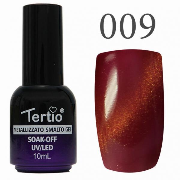 "Гель-лак ""Tertio"" Cat's Eye, № 09"