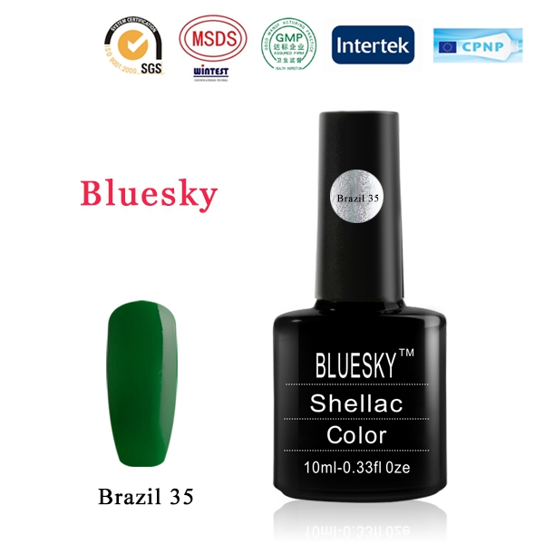 Shellac BLUESKY, № Brazil 35
