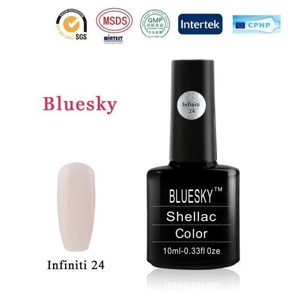 Shellac BLUESKY, № Infiniti 24
