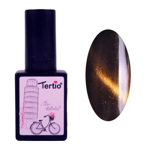 """Шеллак """"Tertio"""" 3D-Кошачий глаз, № 59"""