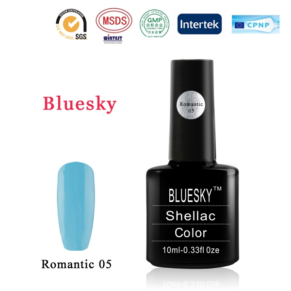 Shellac BLUESKY, № Romantic 05