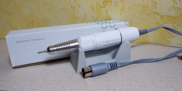 Ручка SH20N для маникюрного аппарата STRONG (Корея), 35 тыс. об/мин