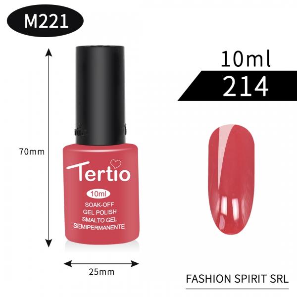 """Shellac """"Tertio"""", № 214"""
