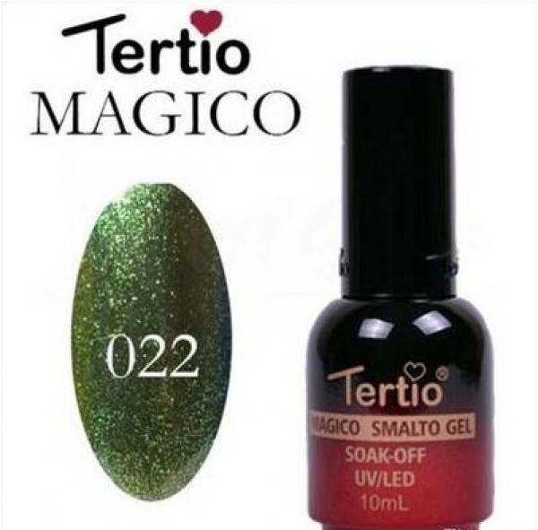 "Гель-лак ""Tertio"" Хамелеон, № 22"