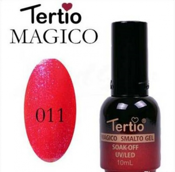 "Гель-лак ""Tertio"" Хамелеон, № 11"