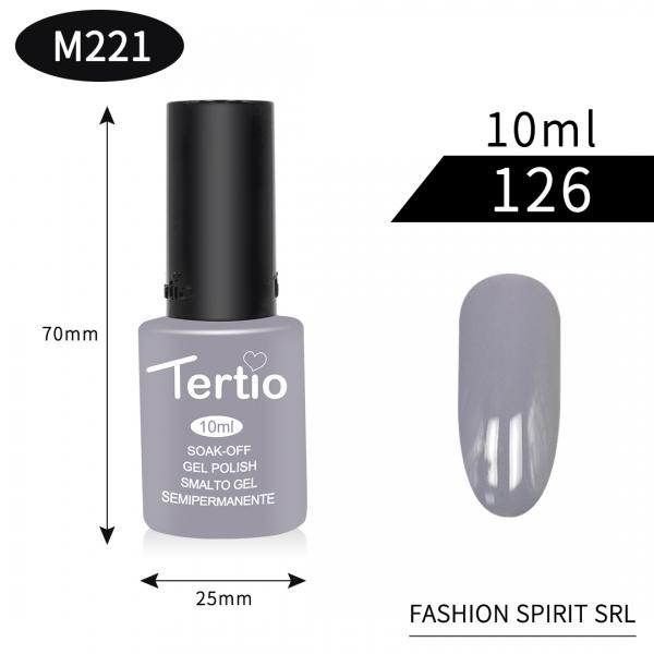 """Shellac """"Tertio"""", № 126"""