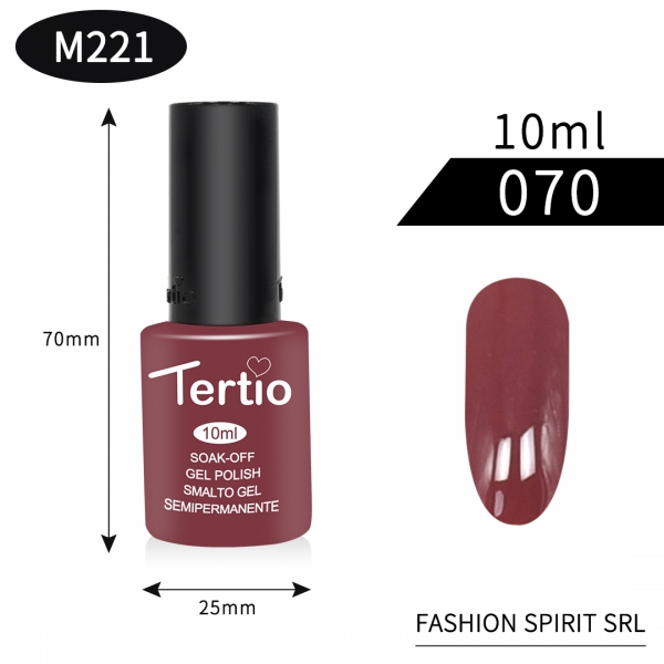 """Shellac """"Tertio"""", № 70"""