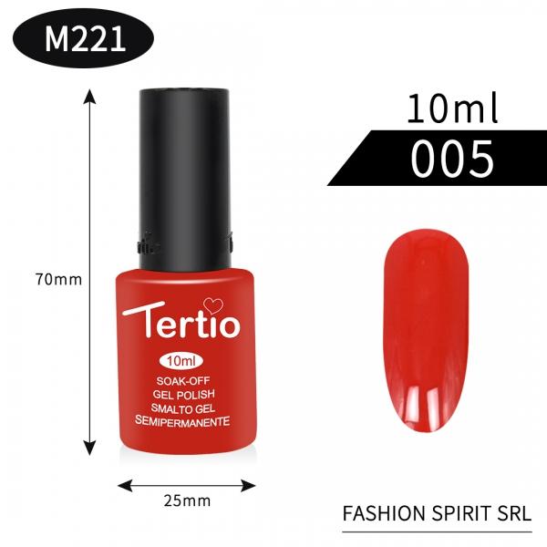 """Shellac """"Tertio"""", № 05"""