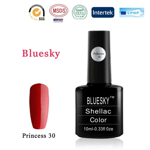 Shellac BLUESKY, № Princess 30