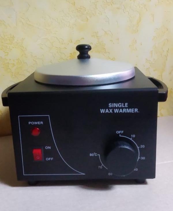 """Воскоплав """"Super-WAX"""" черный / с регулятором температуры"""