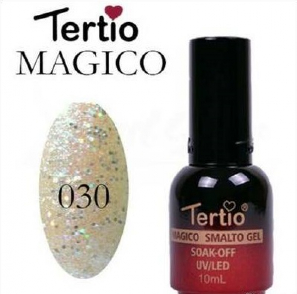 "Гель-лак ""Tertio"" Хамелеон, № 30"