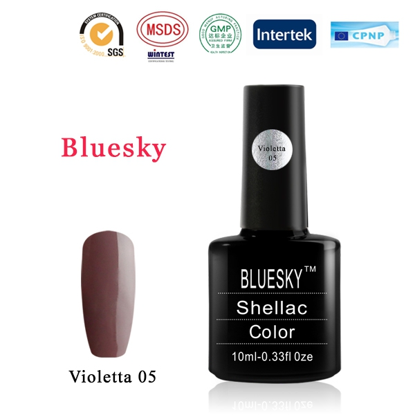 Shellac BLUESKY, № Violetta 05