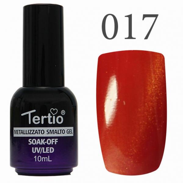 "Гель-лак ""Tertio"" Cat's Eye, № 17"