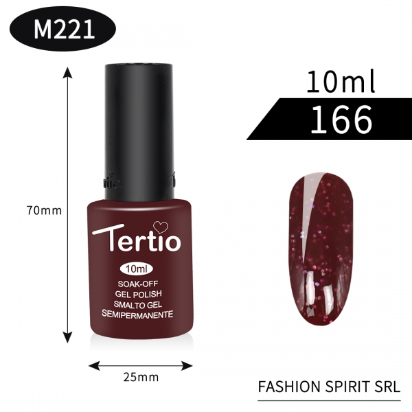 """Shellac """"Tertio"""", № 166"""