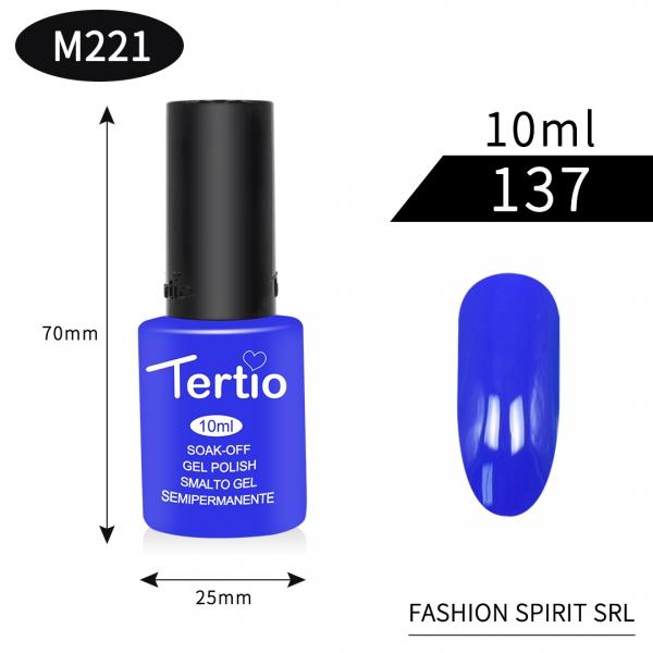 """Shellac """"Tertio"""", № 137"""