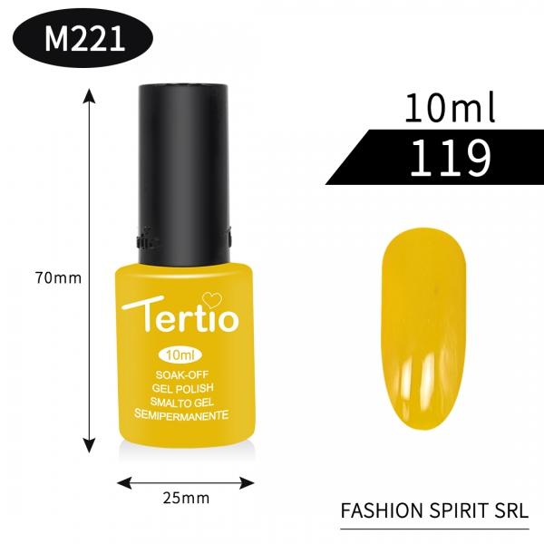 """Shellac """"Tertio"""", № 119"""