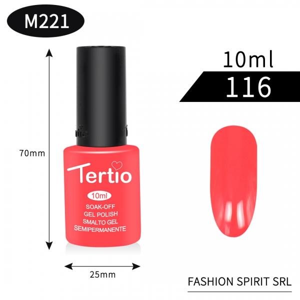 """Shellac """"Tertio"""", № 116"""