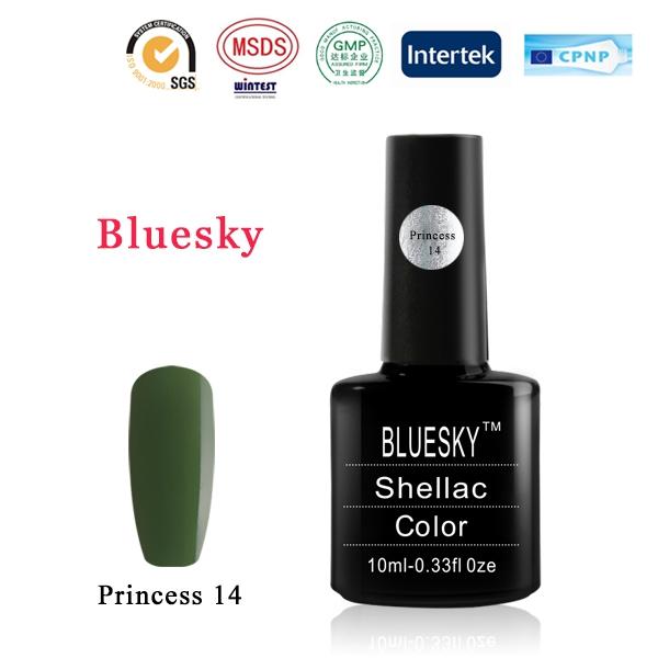Shellac BLUESKY, № Princess 14