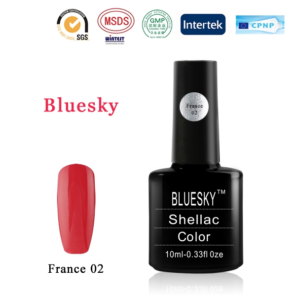 Shellac BLUESKY, № France 02