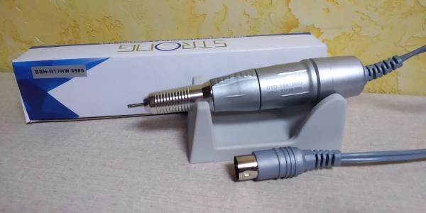 Ручка 120 для маникюрного аппарата STRONG (Корея), 35 тыс. об/мин