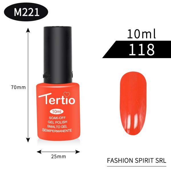 """Shellac """"Tertio"""", № 118"""