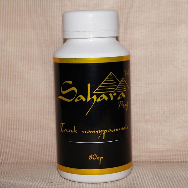 """Тальк """"Sahara Prof"""" - натуральный, 80 гр."""