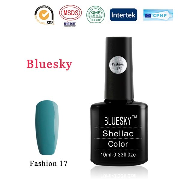 Shellac BLUESKY, № Fashion 17