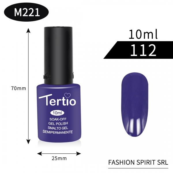 """Shellac """"Tertio"""", № 112"""