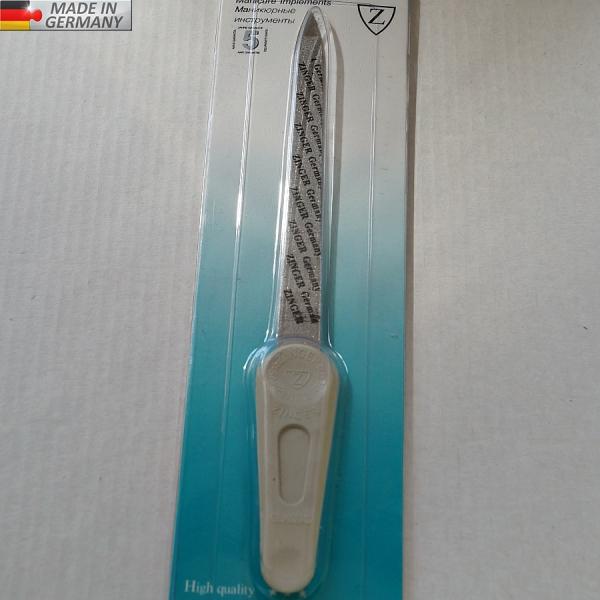 Металлическая пилка (12 см) GERMANY, # 8107Z