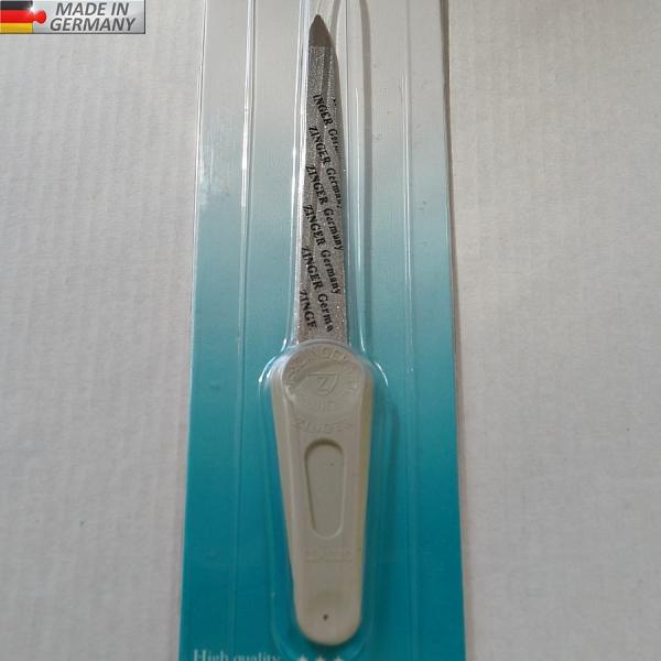 Металлическая пилка (10 см) GERMANY, # 8106Z