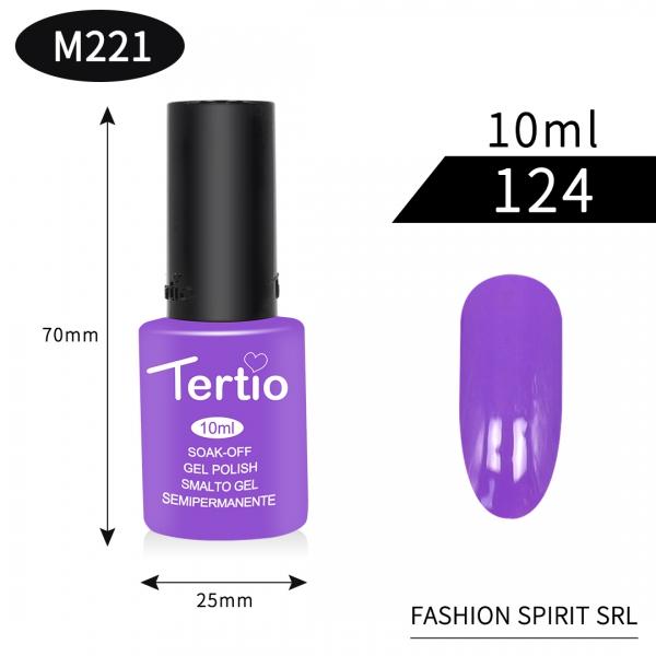 """Shellac """"Tertio"""", № 124"""
