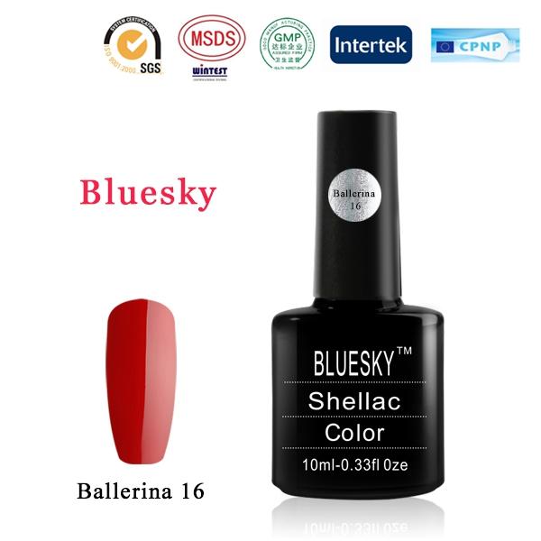Shellac BLUESKY, № Ballerina 16
