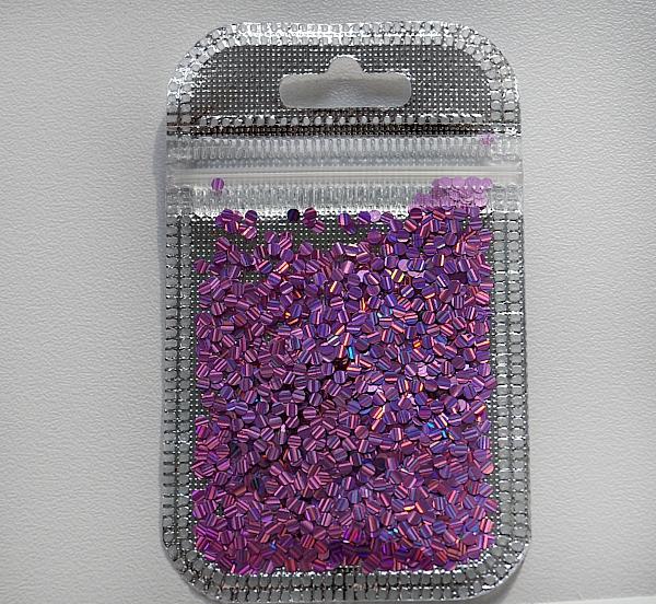 Пайетки в пакете, #11-11
