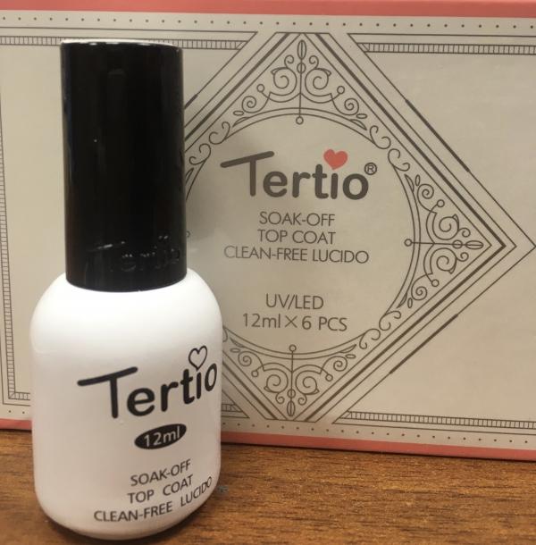 """Топ без липкого слоя """"Tertio"""", 10 мл."""