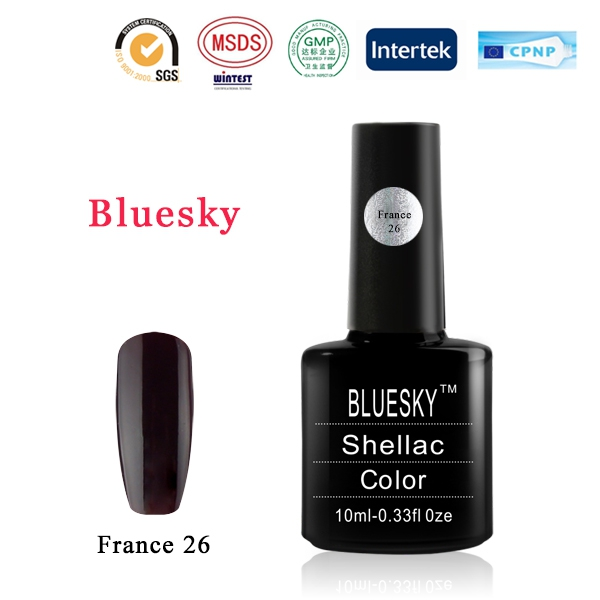Shellac BLUESKY, № France 26