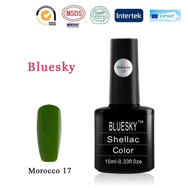 Shellac BLUESKY, № Morocco 17