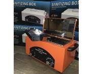 Сухожаровой шкаф для инструментов CH-360T (оранжевый)