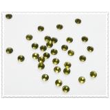 """Камни Сваровски оливковые """"SS3"""" - 1,4 мм (в наборе 150 штук)"""