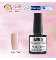 Bluesky Rubber Base COVER PINK (каучуковая база + камуфляж), № QBC 30