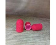 Колпачок 7*13 мм (красный), 240 грит