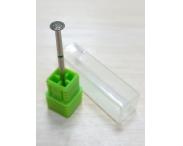 """Алмазная фреза """"ЛИНЗА"""" (зеленая), d=5,0 мм"""