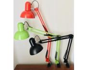 Маникюрная настольная лампа (красная)
