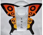 """Формы """"Цветная бабочка"""" широкие, 1 шт."""