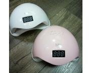 """UV LED лампа """"SUN 5"""" (белая), 48 Вт"""