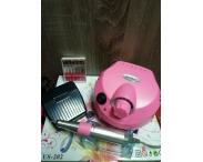Аппарат для маникюра и педикюра DM-999 (розовый), 35 тыс. об/мин